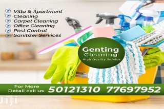 Genting Cleaning Service