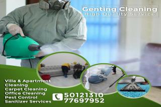 pest control cleaning Santizing