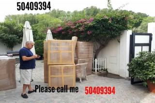 Any type Moving and shifting works. We are Honest, reliable and experienced. Please call 50409394