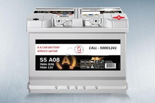 Car Battery Delivery and Installation service call 50001241