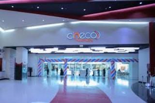 Cineco cinema  Gulf Mall