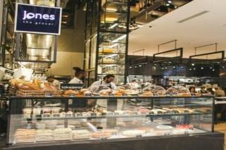 Jones The Grocer Café in Doha