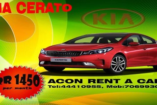 DAILY WEEKLY MONTHLY CAR RENTAL