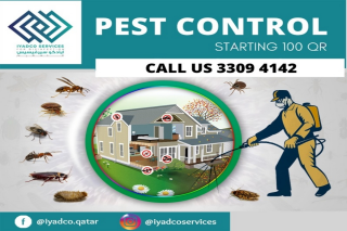 IYADCO PEST CONTROL  SERVICES