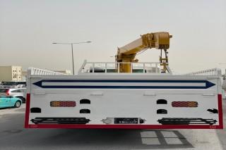Mitsubishi boom truck 10 ton  Crane for sale
