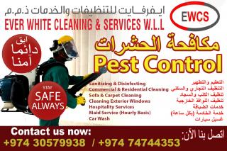 EVER WHITE PEST CONTROL SERVICES