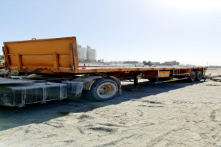 FLATBED BP16 Germany  TRAILERS FOR SALE