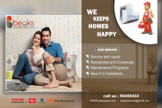 AC service maintenance and installation SERVICES