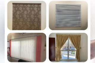 Curtain, Roller ,blinds , vertical & Office Curtain SERVICES