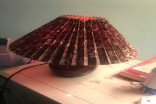 Beautiful Lamp Shade FOR SALE