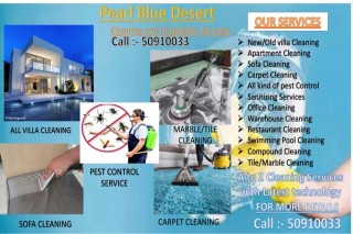 BEST CLEANING COMPANY ALL OVER DOHA