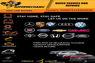 Mechanic at Home/ALL AUTOMOTIVE SERVICES