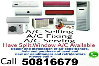 services and SALE all AC