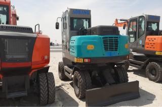 Wheel Excavator 6t,8t,9t FOR SALE