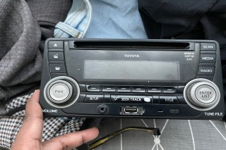 Original Toyota stereo FOR SALE