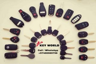 Key World Trading/ALL KIND OF KEYS  FOR SALE