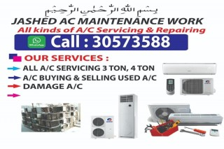 AC buy and sale/ Service