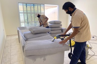 Sofa & Carpet cleaning ALL OVER QATAR