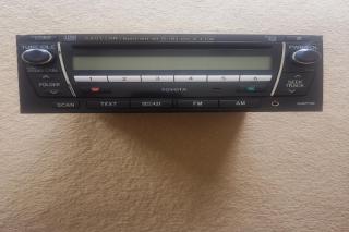 TOYOTA original radio FOR SALE