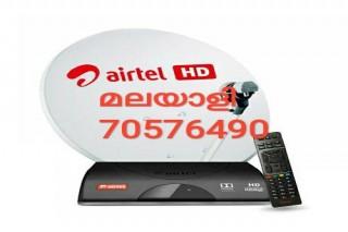 Airtel Dish services- Installation SERVICES