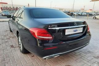 Mercedes E200 /2017 CAR FOR SALE