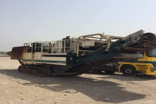Crushers for sale IN DOHA