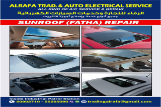 Car Sunroof repair