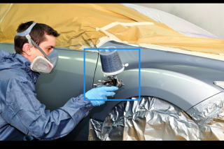 Professional Car Painting Workshop IN QATAR