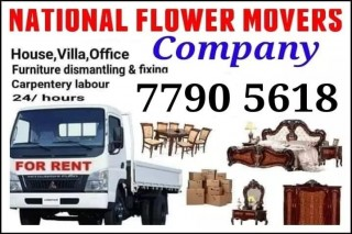 Shifting and moving works  24*7