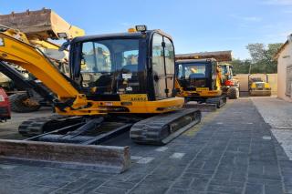 UKTwo mini excavator JCB 3.5 Ton FOR SALE