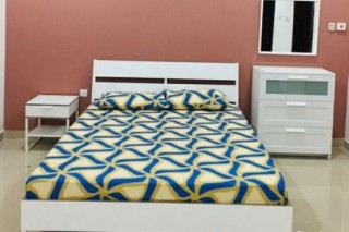 Fully Furnished 1BHK Apartment-No Commission Near E-Ring Road