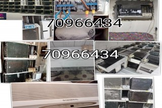 AC repair and service, also buying and selling AC.