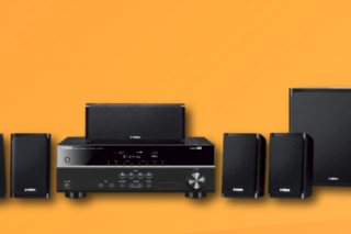 Yamaha Home Theater available
