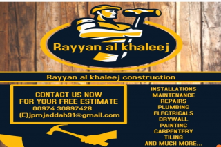 ALL Maintenance services IN DOHA