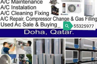 Ac Sale and Repair Service IN DOHA QATAR/AC SUPPLIERS IN QATAR