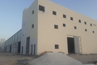 For Sale - Warehouse & staff accommodation