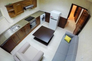 FF 1bhk Compound Flat w/ POOL (including utilities) NO Commission!