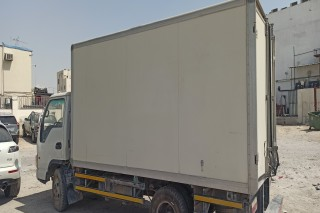 Box with chiller thermo king FOR SALE