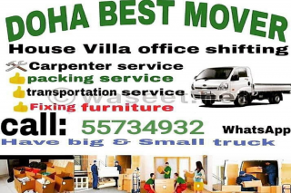 MOVING SERVICES IN QATAR