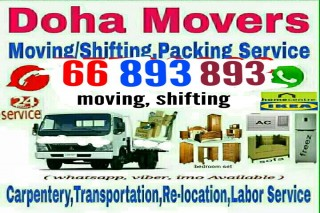 LOW PRICE shifting, moving SERVICES IN QATAR