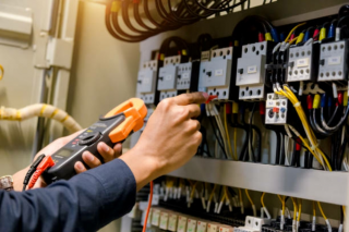 BEST Electrical work IN DOHA